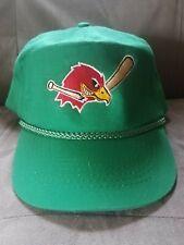 Vintage Fargo-Moorhead FM Redhawks Baseball Cap Hat Snapback 1997