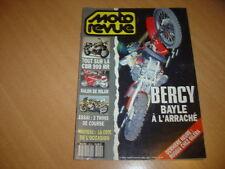 Moto revue N° 3015 Honda CBR 900 RR.Ducati & Guzzi