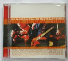 JOE JACKSON - SUMMER IN THE CITY -LIVE IN NEW YORK CD - BRAND NEW