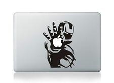 "Iron Man Apple Sticker Viny Decal Skin Cover Macbook Air/Pro/Retina 13""15""17"""