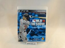 MLB 10 THE SHOW SONY PS3 PLAYSTATION 3 NTSC-U US USA AMERICANO ORIGINAL COMPLETO
