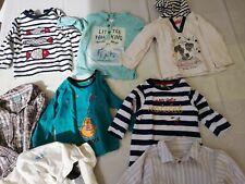 Lot vêtements garçon 12 mois--8 pièces