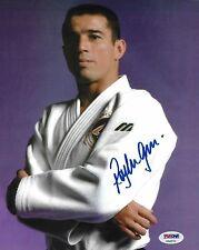 Royler Gracie Signed 8x10 Photo PSA/DNA COA UFC Pride FC 8 Picture Jiu-Jitsu BJJ