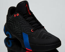 Jordan Ultra Fly 3 Low New Men's Basketball Shoes Black Pacific Blue AO6224-004