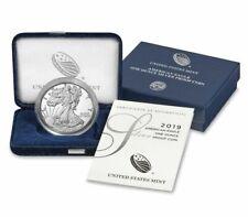 2019 S American Eagle One Ounce SILVER PROOF Coin San Francisco 1oz Box COA 19EM