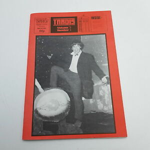 Doctor Who Fanzine TARDIS Volume 7 Number 1 DWAS March 1982 [Near Mint]