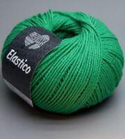 Lana Grossa Elastico 094 island green 50g Wolle (7.90 EUR pro 100 g)