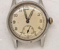 Vintage Gents Vertex Incabloc 15 jewels wristwatch. No Strap.