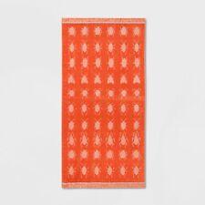 Syracuse Orange Collegiate Beach Dorm Towel 30 x 60 100/% Cotton by McArthur