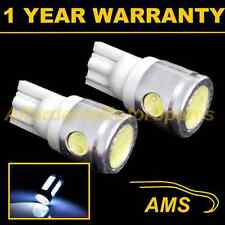 2x W5W T10 501 XENO BIANCO 3 LED SMD lampadine frecce laterali HID sr101101