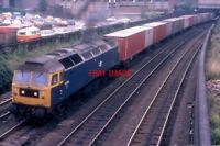 PHOTO  CLASS 47 DIESEL 47298 AT WALSALL ON 05/09/78.