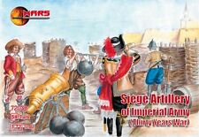 Mars - Siege Artillery of Imperial Army (Thirty Years War) - 1:72