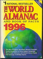 The World Almanac and Book of Facts 1996 (Issn 008