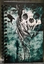 """Spiral Journal Lined Both Sides 200 PGS. Dreamcatcher Wire-O Journal 8.5""""x5.5"""""""