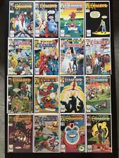 Excalibur Run 1-100 (No 51, 55) Annuals Special Editions Ships Free 104 Book Lot