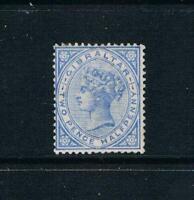 Gibraltar - 1886 - 2½d QV Portrait - SC14a [SG 11] MINT 20