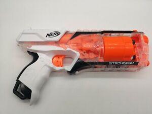 Nerf Elite Strongarm transparenter Blaster – Rotationstrommel, Schnellfe 1658 H2