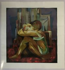 Rafael Hug Giclee On Canvas. Signed with the Certificate.