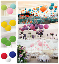 "8"",10"",12"",14"",18"" Chinese Paper Lanterns Lamp Shade Wedding  Party Decoration"