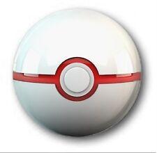 "25mm 1"" Button Badge - PREMIER BALL design -  Pokemon Pikachu Pokeball"