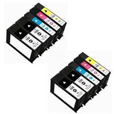 10 Pk 100XL Comp  Ink Cartridge FOR Lexmark Impact S301 S305 Interpret S405 S505