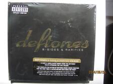 Deftones - B-Sides & Rarities  [PA] (CD 2005) CD & DVD  NEW
