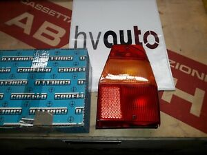 Taillight Right Tail Light Right Lancia Delta Integral Evo New NOS