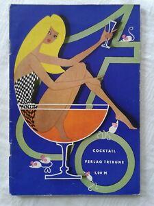 Für Ferien Freizeit Feierabend - Cocktail, DDR-Zeitschrift