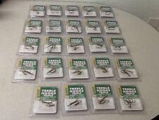(24) 2 Pack Laker Treble Hooks Size 2/0 T12030-029