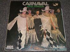 Carnaval~Brasil Maravilha~RCA PTCS-1013~RARE Portuguese IMPORT~FAST SHIPPING!