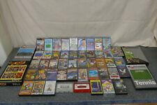 56x Amstrad SCHNEIDER CPC 464 Computer Spielesammlung Spiel Spiele Game Games