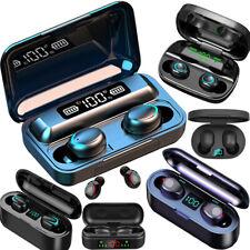 TWS Bluetooth 5.0 Kopfh?rer In-Ear Sport Headset LED Anzeige Ohrh?rer Ladebox