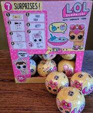 LOL SURPRISE Series 3 Pets Dolls Animals 7 Layers Lot of 12 Balls Unopened NEW