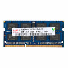4GB PC3 8500 DDR3 1066 MHz 204PIN SO-DIMM Laptop Memory RAM For Hynix
