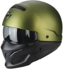 Casco Scorpion Exo-combat Matt Green talla m
