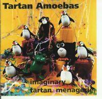 Tartan Amoebas - Imaginary Tartan Menagerie (CD) (1995)