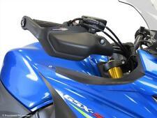 Suzuki GSX-S1000F 16 17 Hand Guards Wind Deflectors Matt Black - Powerbronze PB