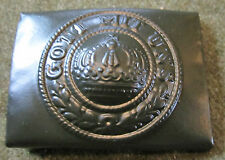 WWI IMPERIAL GERMANY GERMAN PRUSSIAN M1909 COMBAT FIELD BELT BUCKLE