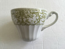 J & G Meakin China Classic Forum Green - TEA CUP