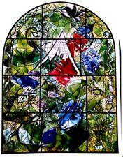 Marc Chagall offset lithograph paris maeght 1960 original  windows 3