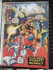 The X-men # 69