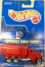 Hot Wheels Peterbilt Dump Truck - Collector # 100