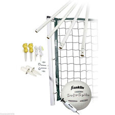 Franklin Classic Premium Backyard Volleyball Set With Net Ball Carry Bag Og50403
