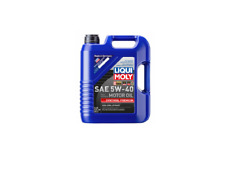 5-Liter Liqui Moly Synthoil Full Synthetic Motor Oil 5W-40 (#2041)