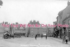 BU 320 - Market Square, Bicester, Buckinghamshire - 6x4 Photo
