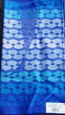 """Anne de Solene """"Nemo"""" Kitchen Towel Blue Fish and Waves Design 100% Cotton New"""