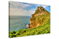 CLIFF EDGE LANDSCAPE SEA PICTURES CANVAS WALL ART PRINTS HOME DECORATION POSTERS