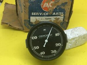 Military BEDFORD KW MW MORRIS TRUCK AC Delco Speedometer 60 MPH NOS Sale # 2