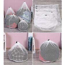 Drawstring Net Laundry Mesh Wash Strong Washing Machine Thicken Net Bag Faddish