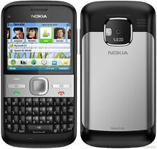 BRAND NEW NOKIA E5-00 - 5MP CAMERA - 3G - GPS - BLACK - WIFI - UNLOCKED